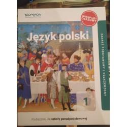 Podręcznik Język polski....